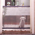 Mesh Magic Pet Dog Gate Safe Guard And Install Anywhere Pet Safety Enclosure USA