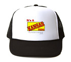 Trucker Hat Cap Foam Mesh It's A Kansas Thing You Wouldn't Understand State