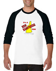 Raglan T-shirt 3/4 Sleeve Long It's New Hampshire Thing You Wouldn't Understand