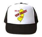 Trucker Hat Cap Foam Mesh It's A New Jersey Thing You Wouldn't Understand State
