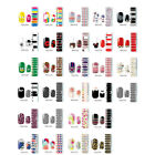3D Nail Art Wraps Stickers Flower Decals Full Self Adhesive Foils Manicure Decor