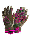 Legendary Whitetails Ladies Spider Web II Pro Text Glove Large