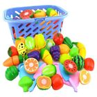 Fun Preschool Kids Kids Plastic Cutting Vegetable Fruit Early Educational Toys