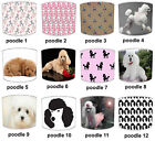 Lampshades Ideal To Match Poodle Dog Cushions, Poodle Dog Bed & Poodle Wall Art.