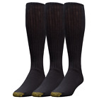 Gold Toe Men's Athletic Ultra Tec Cotton Over The Calf Socks (3) Pair