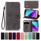 For Samsung Galaxy J1 Mini Prime Design Holder Leather Flip Wallet Case Cover