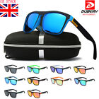Kyпить DUBERY Polarized Sunglasses Men Women Square Cycling Sport Driving Fishing UV400 на еВаy.соm