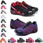 Women's Salomon Speedcross 3 Athletic Sneakers Running Outdoor Hiking Shoes