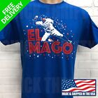 CHICAGO CUBS JAVY BAEZ ***EL MAGO*** T-SHIRT on Ebay