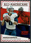 2016 Score Football ALL-AMERICANS Insert Cards - You Pick From List $1.39 USD on eBay