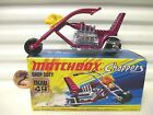 LESNEY MATCHBOX 1972 MB49B CHOP SUEY Chopper Superfast Variations Mint Boxed*
