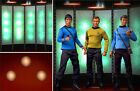 POSTER BACKDROP~STAR TREK~TRANSPORTER FOR 1/6 FIGURE KIRK SPOCK MCCOY SCOTTY QMx on eBay
