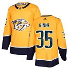 Nashville Predators Pekka Rinne Adidas Authentic Pro Home Hockey Jersey