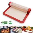 Silicone Pastry Bakeware Baking Mat Tray Oven Rolling Dough Kitchen Pad Sheet