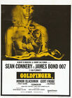 Goldfinger 3 Movie Poster Canvas Picture Art Print Premium Quality A0 - A4 £5.99 GBP on eBay
