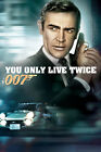 You Only Live Twice 1 Movie Poster Canvas Picture Art Print Premium A0 - A4 £10.49 GBP on eBay