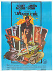 Live and Let Die 3 Movie Poster Canvas Picture Art Print Premium Quality A0- A4 £15.66 GBP on eBay
