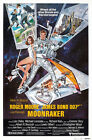 Moonraker 3 Movie Poster Canvas Picture Art Print Premium Quality A0 - A4 £2.49 GBP on eBay