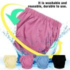Teen Adult Cloth Diaper Nappy Reusable Washable Inserts Incontinence Old Age bt