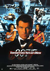 Tomorrow Never Dies 2 Movie Poster Canvas Picture Art Print Premium A0 - A4 £10.49 GBP on eBay