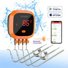 Inkbird bluetooth bbq grill thermometer wireless meat food kitchen smart pro APP