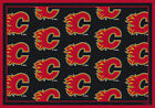 Calgary Flames Milliken NHL Team Repeat Indoor Area Rug $109.0 USD on eBay