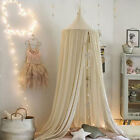 Kids Baby Bedding Dome Bed Canopy Netting Bedcover Mosquito Net Curtain Baby