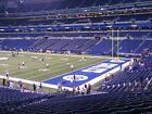 INDIANAPOLIS COLTS vs TENNESSEE TITANS, SUN 11/18, 1 PM 2 TKTS SEC 105 ROW 16 on eBay