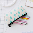 Lots Pencil Case Pen Pouch Box Bag Cases School Office Supplies Stationery Gift