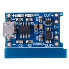 New TP4056 18650 5V Mini USB 1A Lithium Battery Charger Module Charging Board