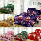 Christmas Duvet Cover Comforter Cover Bedding Set Twin Queen Full King Size W3V2 image