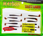 MAYSON Shaggy Shad KEITECH Swing Impact Finesse Soft Scented Salty ALL COLOURS