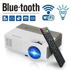 HD Smart Android LED Projector Video Wifi Bluetooth Home Theater 1080p Airplay - Best Reviews Guide