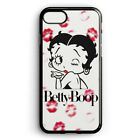 Betty Boop kiss for iPhone 6 7 8 Plus X Case Cover $26.04 CAD on eBay