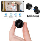 HD 1080P Wifi Spy Camera 150° Mini Hidden Camcorder Video R
