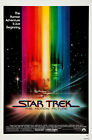 Star Trek: The Motion Picture 1 Movie Poster Canvas Picture Art Print A0 - A4