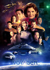 Star Trek: Voyager Movie Poster Canvas Picture Art Print Premium Quality A0 - A4 on eBay