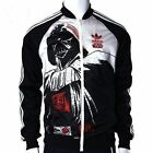 ADIDAS STAR WARS ORIGINALS STAR WARS DARTH VADER BLACK TRACK JACKET