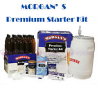 Morgan's Premium Home Brewing Starter kit All you need for Making Perfect Beer