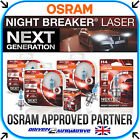 Osram Night Breaker Laser (next Generation) +150% H1 H3 H4 H7 H8 H11 Hb3 Hb4