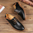Mens Casual Korea Faux Leather Suede Smart Formal Trainers Wedding Shoes Size UK