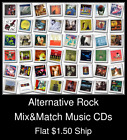 Alternative Rock(6) - Mix&Match Music CDs U Pick *NO CASE DISC ONLY*