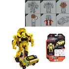 Transformers Robot Car Optimus Prime Bumble Bee Classic Figure Toys Kids Gift US