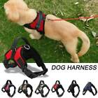 Air Mesh Adjustable Nylon Dog Harness Pet Puppy Large Pet Walking Hand Strap MP
