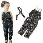 Jumpsuits For Girls New Stylish Cute Sling Hearts Design Sum
