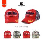 Trump Cap Keep America Great MAGA hat President 2020 Flag Cap KAG2020