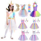 Kids Girls Fairy Tale Party Dress Up Costume Set Book Week S