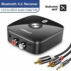 Ugreen Bluetooth Receiver Adapter Car Audio Rca Aux Music Stereo 3.5mm Wireless