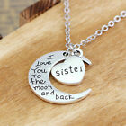 Best Sister Gift Big Little Sister Birthday Gift Necklace Bracelet Key Ring New