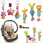 1pcs New Infant Toys Mobile Baby Plush Sozzy Bed Wind Chimes Rattles Bell Toy St